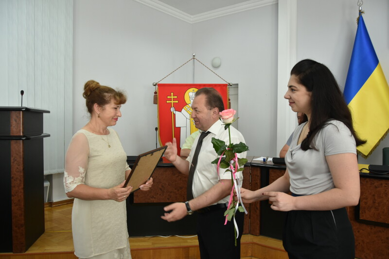 У Луцькій міській раді призначили нових керівників структурних підрозділів