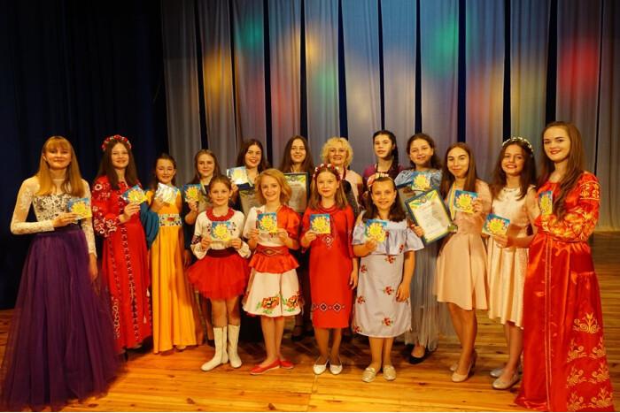 У Луцьку відбувся концерт-презентація аудіо-альбому «Ми хочемо миру!»