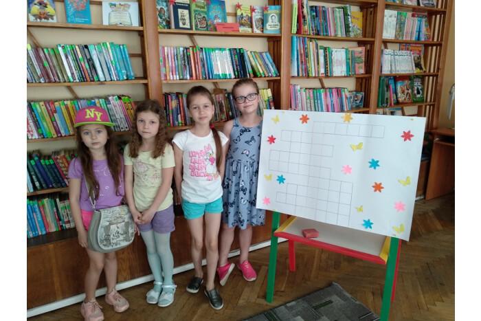 У Луцьку тривають заходи в рамках програми «Бібліотека — територія дитинства»