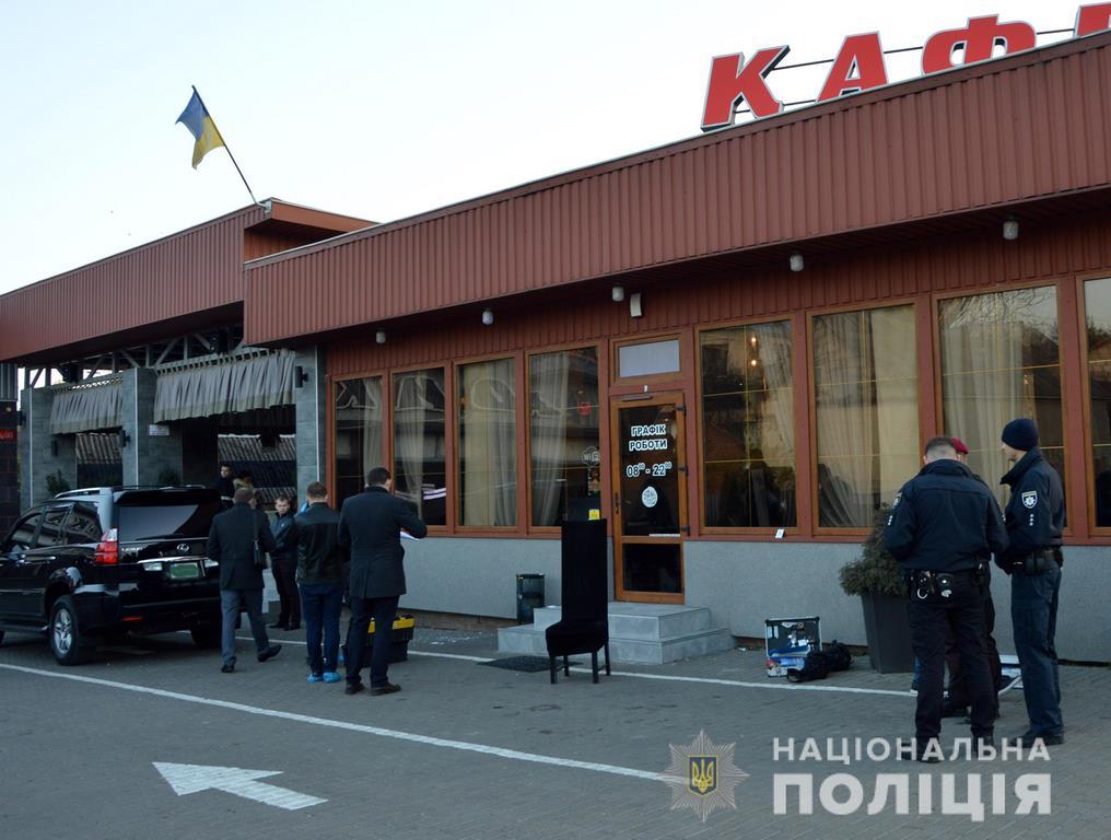 У Києві затримали учасника стрілянини на автомийці вЛуцьку