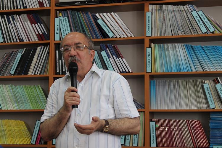 Волинські письменники Володимир Лис та Надія Гуменюк презентували нові романи у Луцьку