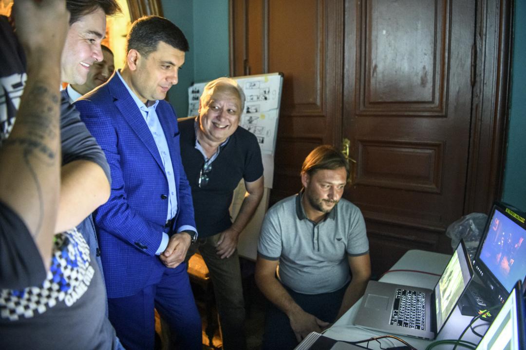 76 українських фільмів вже відзняли, 72 — у роботі