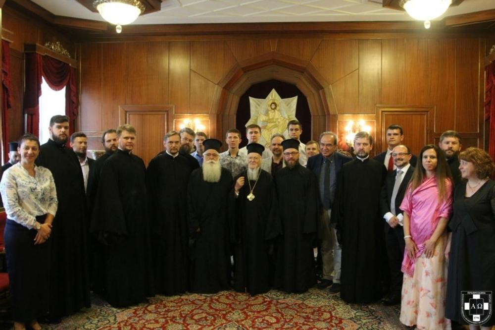 Студенти Волинської православної богословської академії взяли участь у літній богословській школі в Греції