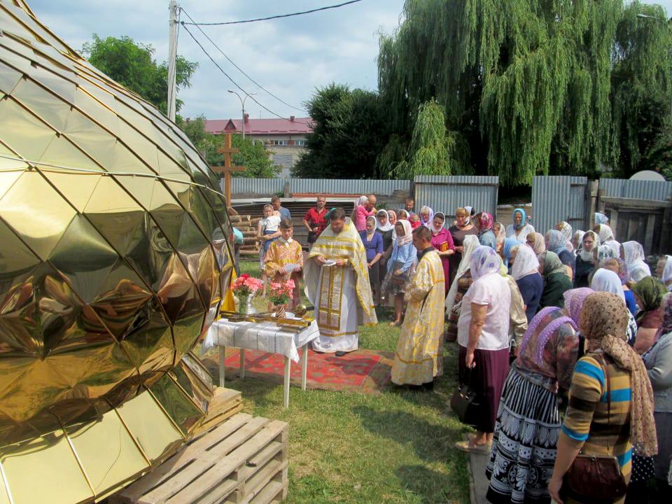 У Луцьку збудують ще один храм Московського Патріархату