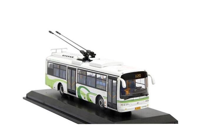 У Луцьку планують закупити 30 нових тролейбусів