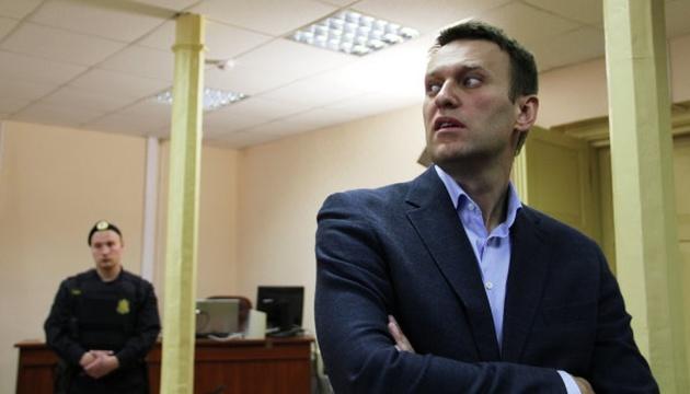 У Москві затримали опозиціонера Навального. ВІДЕО