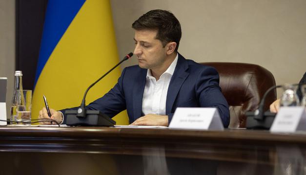 Президентством Зеленського задоволені 58 % українців