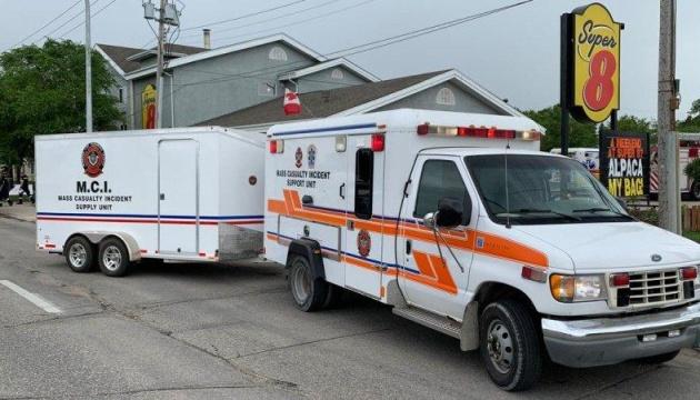 У Канаді півсотні осіб постраждали через витік отруйного газу в готелі