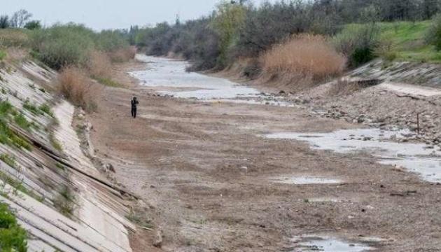 У команді Зеленського заявляють, що воду до окупованого Криму не дадуть