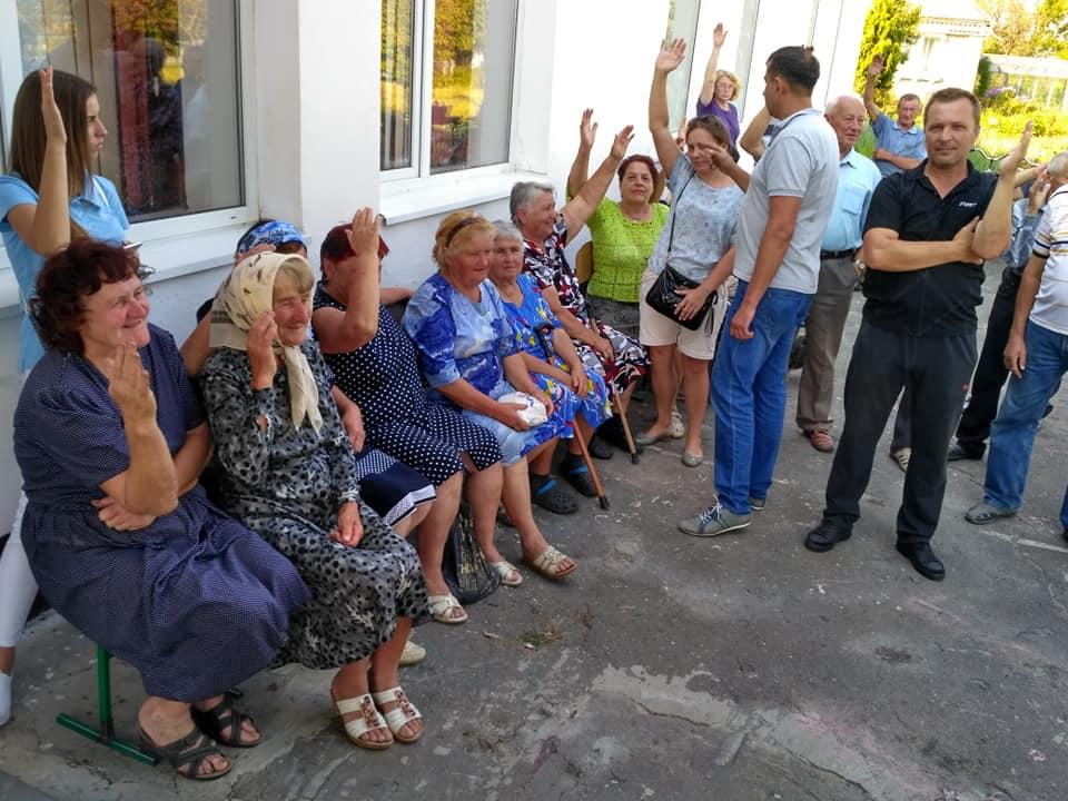 Більшість жителів сілПрилуцьке і Сапогове проголосували за приєднання до Луцька