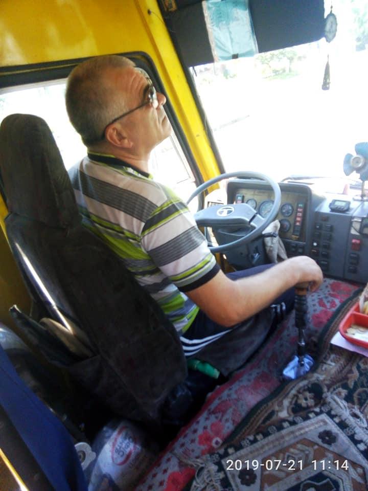 У Луцьку водій маршрутки відмовився перевозити жінку із дитячим візком