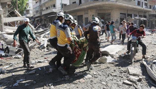 У Сирії від авіаудару РФ загинули 25 осіб