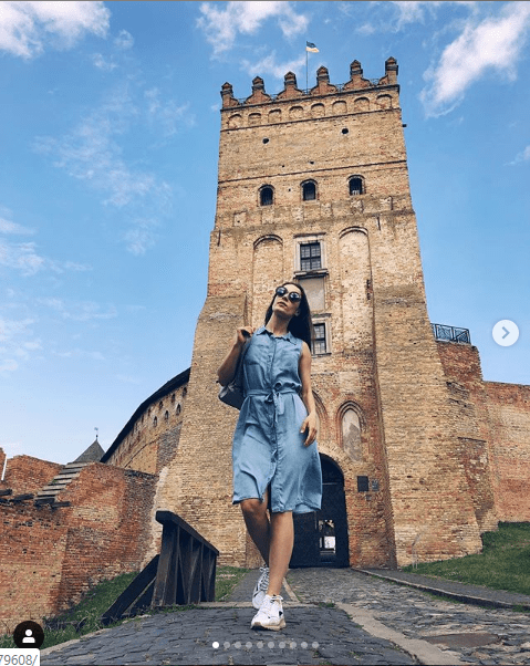 Відома «Інстаграм»-блогерка зі Львова відвідала Луцьк та залишила про місто погані відгуки