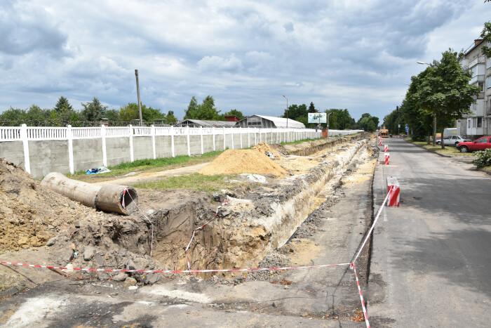 Коли відремонтують перехрестя вулиць Ківерцівська та Карпенка-Карого
