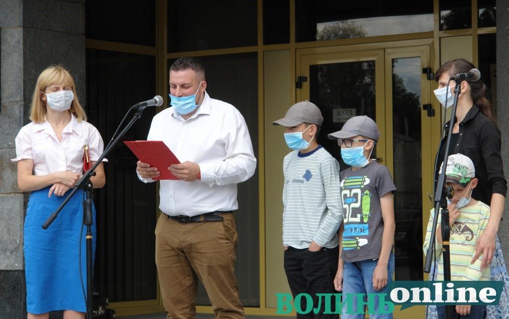 У Луцьку відбулась акція «За чисте повітря». ФОТО