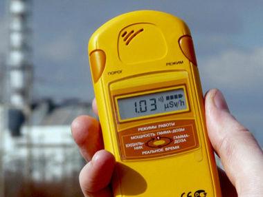 Який рівень радіації на Волині