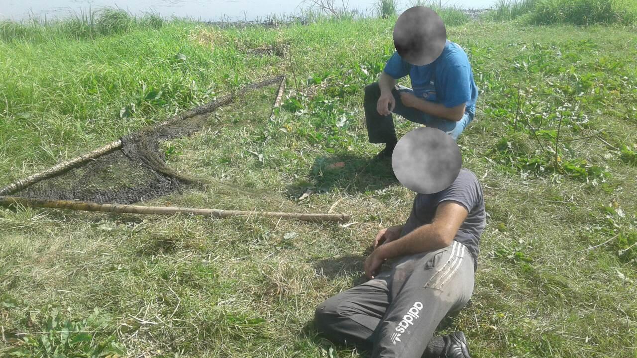 На Волині продовжують штрафувати рибних браконьєрів. ФОТО