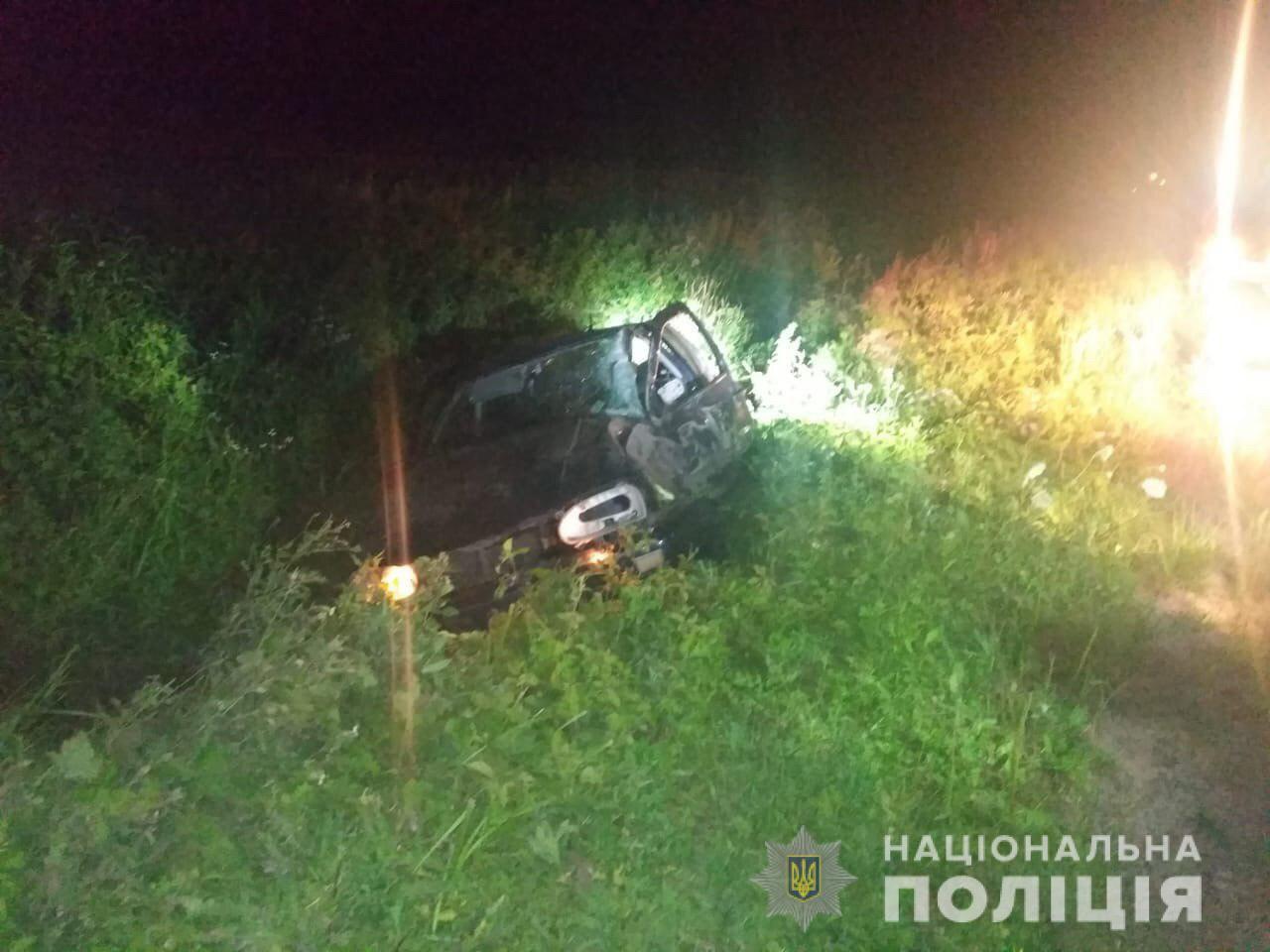 На автодорозі «Львів-Луцьк» сталася смертельна ДТП