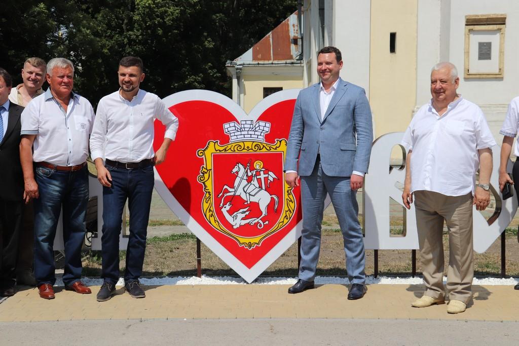 У Володимирі-Волинському відкрили туристичну «родзинку» міста. ФОТО