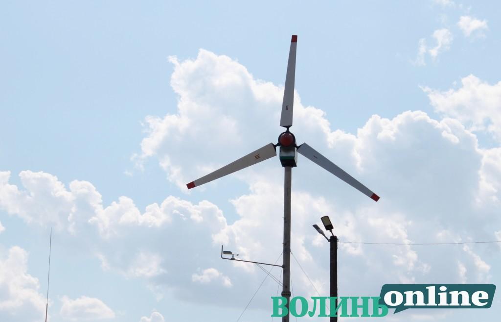 Чи потрібна вітроенергетика на Волині: історія лучанина і вітряка