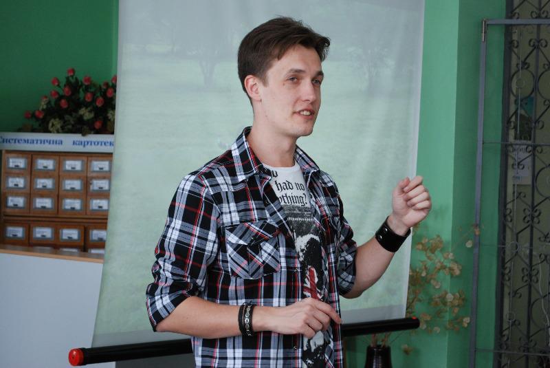 На «Бандерштаті» виступить відомий український письменник