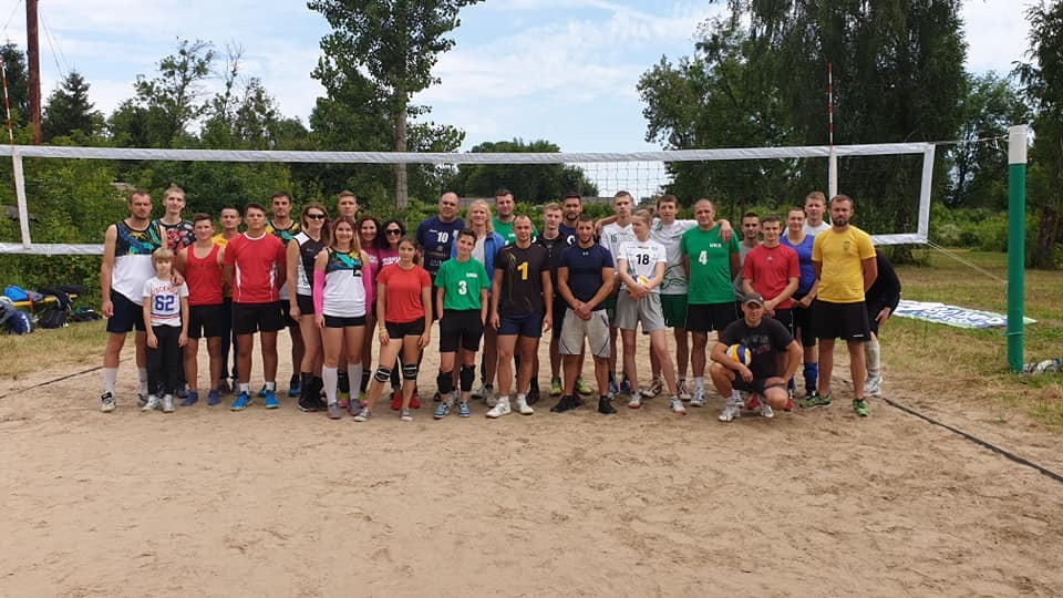 Ковельчани стали призерами турніру з паркового волейболу