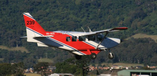 У Швеції розбився літак з парашутистами
