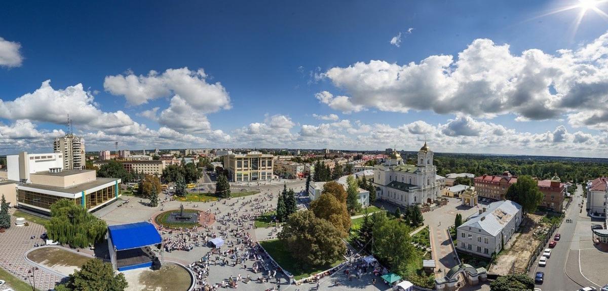 На День міста у Луцьку виступлять відомі українські артисти