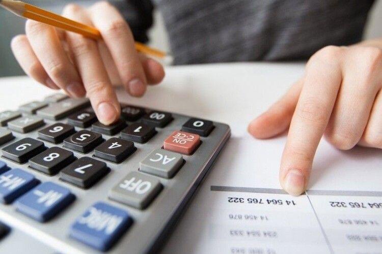 На Волині сплатили понад 2,1 мільярда гривень єдиного внеску на соціальні потреби