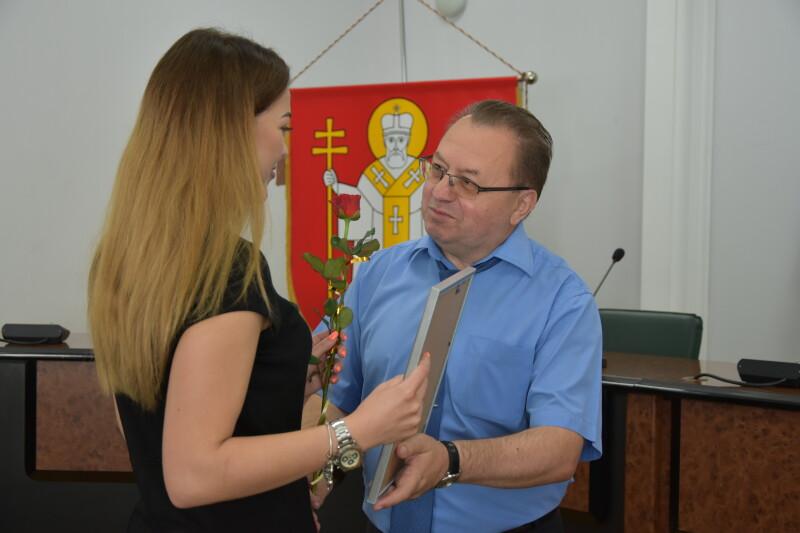 У Луцьку відзначили працівників торгівлі. ФОТО