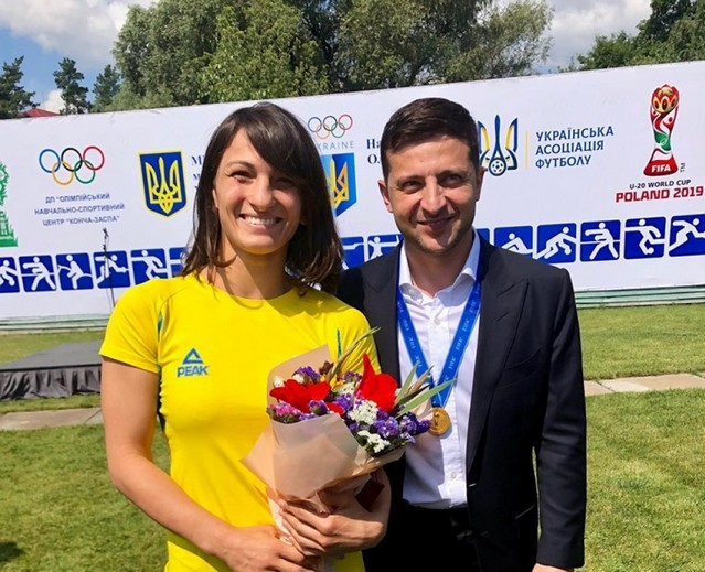 Ковельські спортсмени отримали державні нагороди за досягнення у других Європейських іграх
