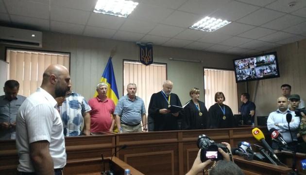 Суд випустив із СІЗО підозрюваного у розстрілі Майдану