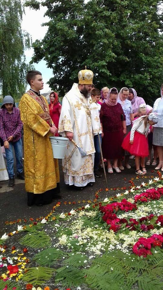 На Волині відсвяткували 25-річчя храму. ФОТО