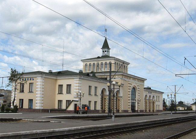 На залізничному вокзалі Ковеля запрацювали камери відеоспостереження