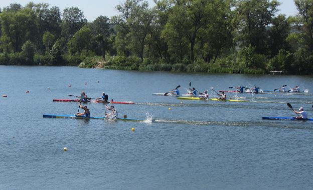 Веслувальники з Волині здобули призові місця на чемпіонаті України