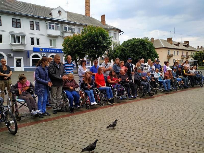 На фізкультурно-оздоровчий фестиваль до Ковеля з'їхались понад 70 учасників