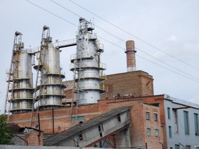 Цукровому заводу заборонили використовувати поля фільтрації біля Луцька