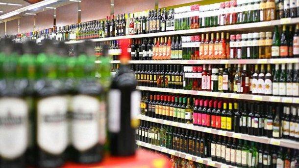 У центрі Луцька три дні не продаватимуть алкоголь