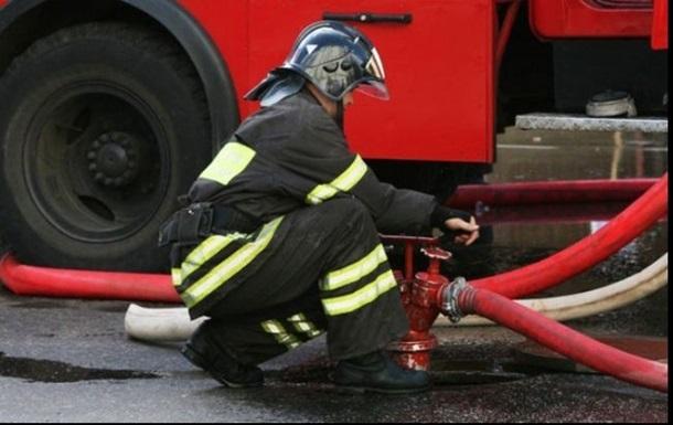 На Волині унаслідок пожежі госпіталізували жінку у важкому стані