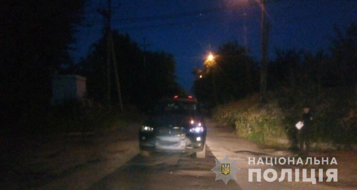 У Луцьку водій на «BMW X5» збив 11-річного велосипедиста