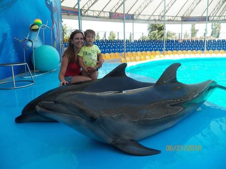 Діти з особливими потребами з Луцька змогли відпочити на морі. ФОТО