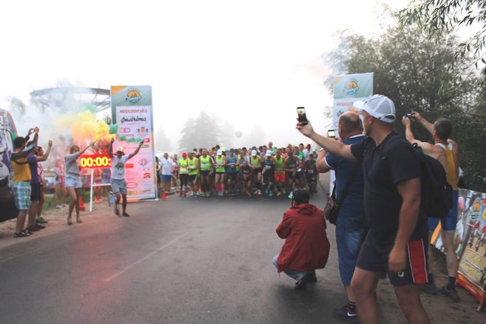 На Волині відбудеться міжнародний екомарафон «Світанок Світязя 2019»