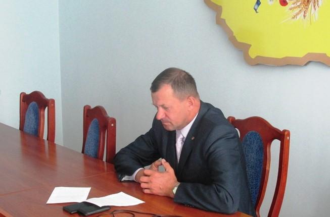 Президент звільнив голову Камінь-Каширської РДА