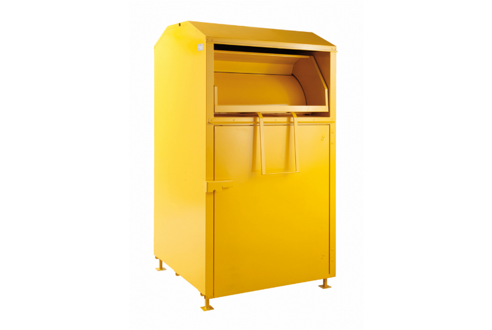 У Луцьку просять підтримати встановлення контейнерів для збору одягу та взуття для людей, які потребують допомоги