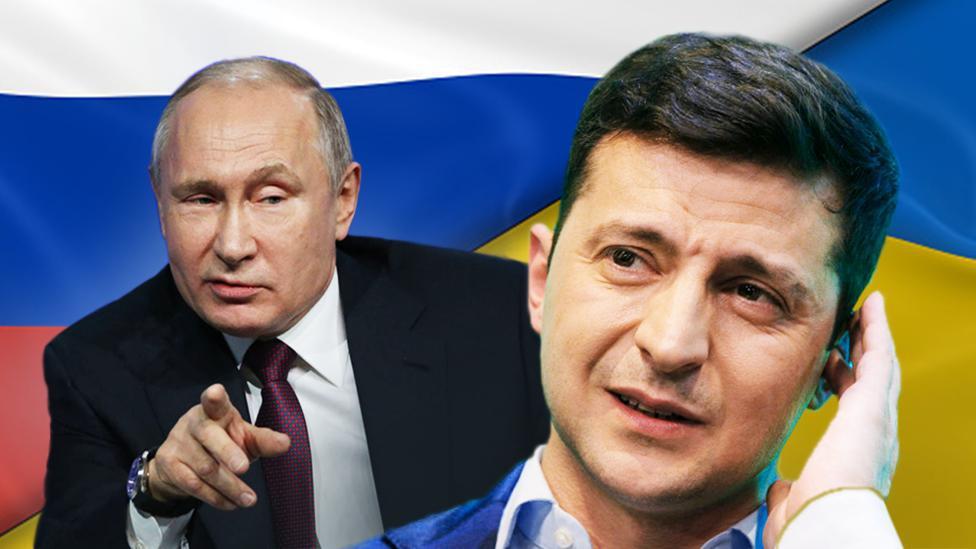 Зеленський поговорив з Путіним