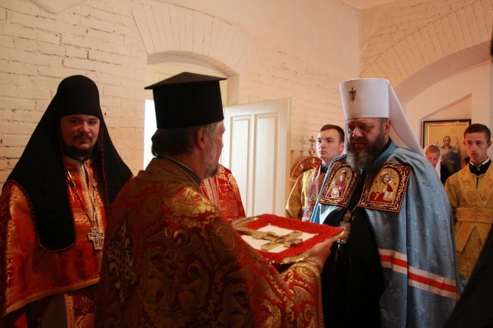 У Луцьку відзначили ювілей монастиря
