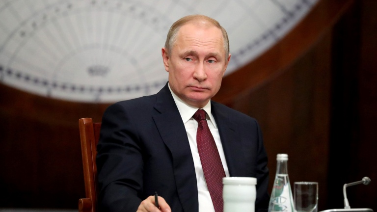 Майже 40 % росіян не хочуть бачити Путіна президентом у 2024 році