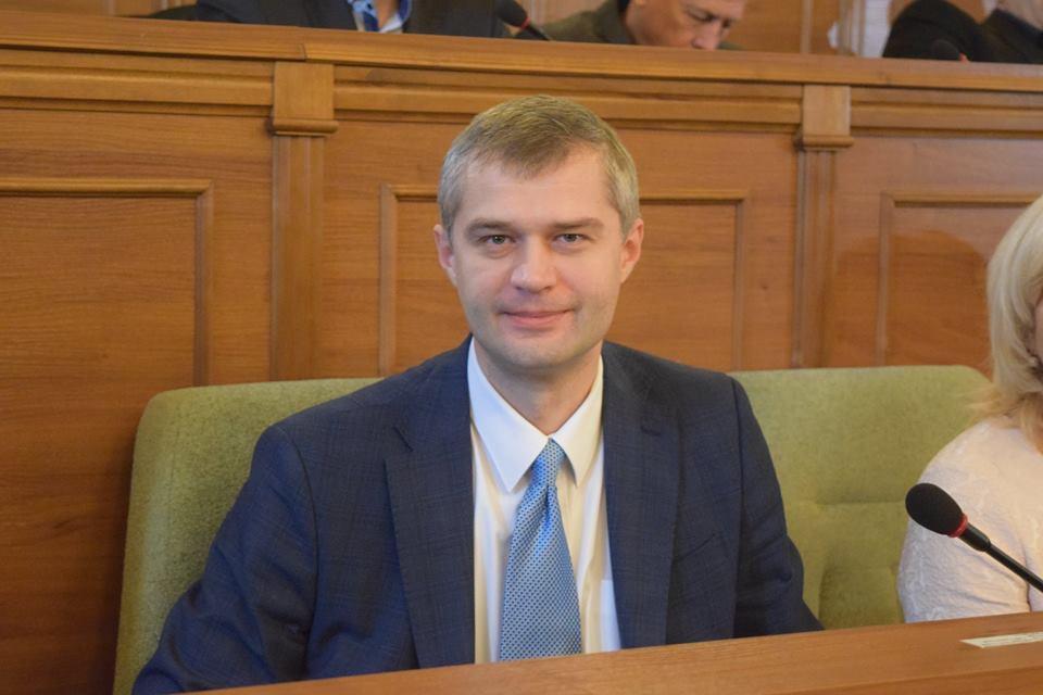 Припинили повноваження депутата Волиньради
