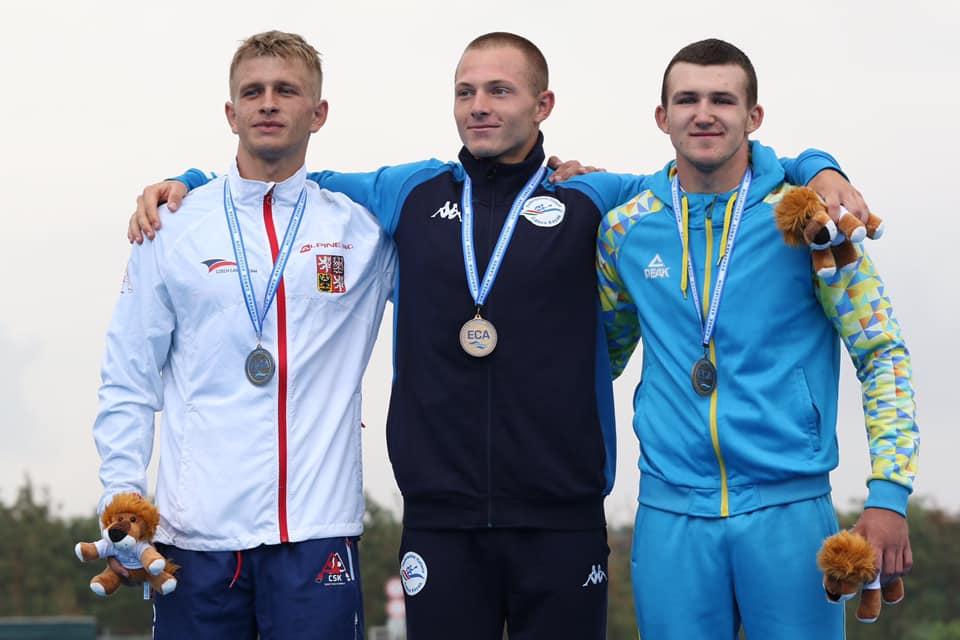 Ковельські каноїсти привезли нагороди з чемпіонату Європи