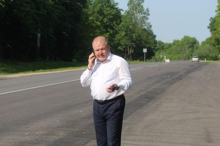 Екс-голова Волинської митниці, якого оголосили у розшук, заявив, що не ховається